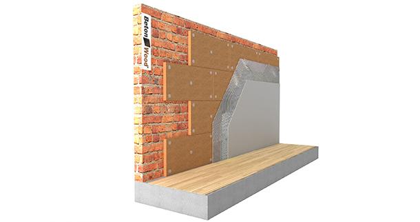 Pannelli per bioedilizia isolamento parete interna - Parete interna in legno ...